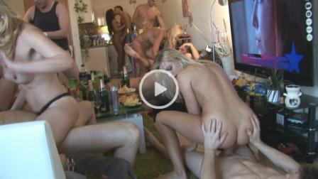 CZECH HOME ORGY 2 – PART 3