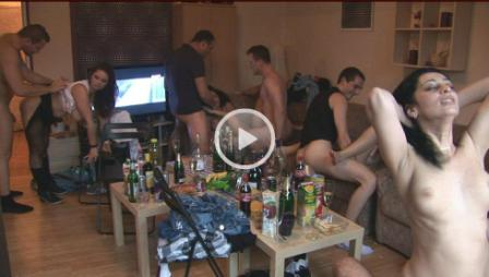 CZECH HOME ORGY 3 – PART 1