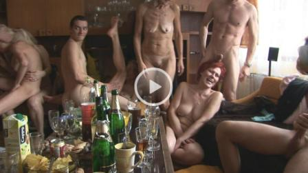 CZECH HOME ORGY 4 – PART 3