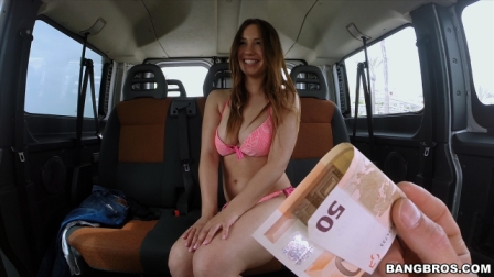 Bangbros – European Babe Filled on the bus