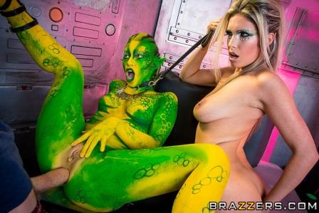 Brazzers – Fuck Me Earthling