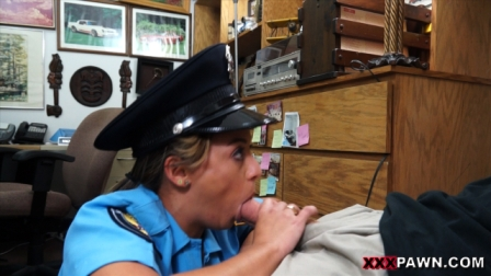 Fucking Ms. Police Officer3