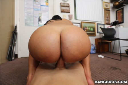 Bangbros – Latina escort tries porn
