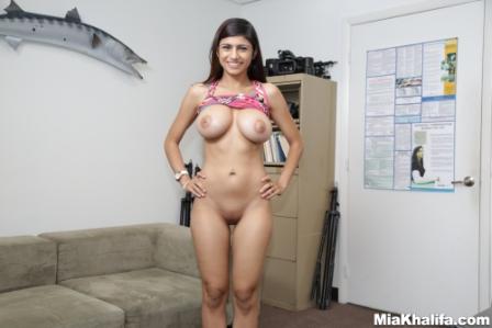 Mia khalifa my porn audition