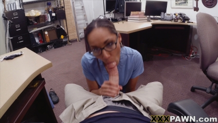 Desperate nurse will do anything for cash4