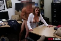 Foxy Business Lady Gets Fucked!5
