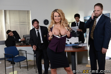 Brazzers – The Corporate Ladder