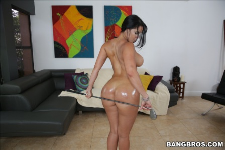 Bangbros – Diamond Kitty Arrives at Anal City