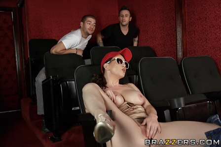 Brazzers – Mom Sees A Dirty Movie