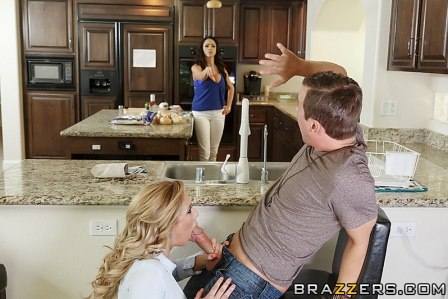 Brazzers – A Double Milf Stack
