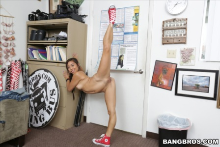 Bangbros – The screaming Asian