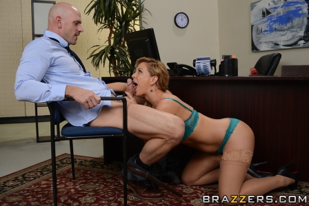 Brazzers – Getting Laid Off