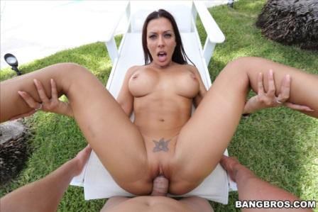 Bangbros – Making Rachel Starr Orgasm!