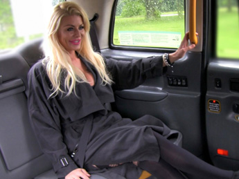 Faketaxi – Dirty cock loving blonde with great tits