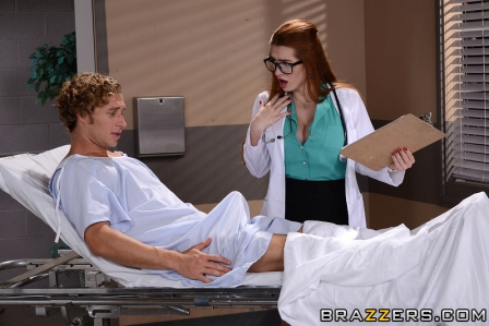 Brazzers – Awful Doc Takes The Cock