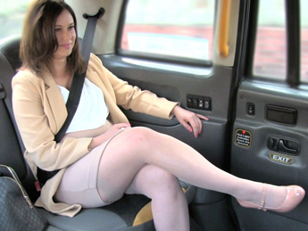 Faketaxi – Office romance revenge with London cabby
