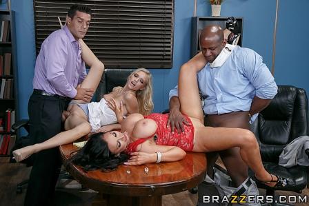 Brazzers – Full Divorce Court Press