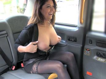 Faketaxi – Belgium MILF falls for taxi charm