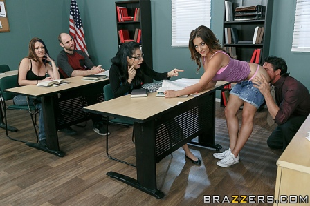 Brazzers – Getting In To Her Character