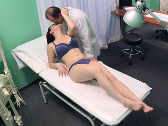Fakehospital – Double cumshot for petite Russian