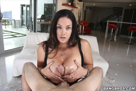 Bangbros – Busty Babe gets deep anal