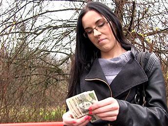 Public agent darcia lee fucked under a bridge 2