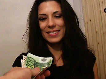 Publicagent - Spanish babe fucks stranger for cash