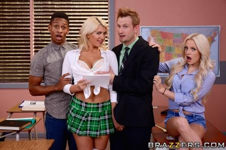 Brazzers – The Oral Exam