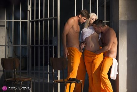 Dorcel – Hot Nights In Prison Scene 4