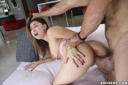 Abuseme – Melissa Moore Begs For Rough Sex