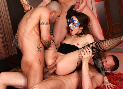 Evilangel – Roccos Perfect Slaves 08 Scene 1