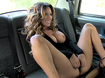 FemaleFaketaxi – Sexy Cabbie Gets What She Wants