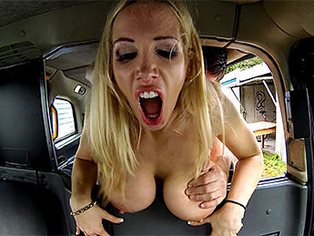 FemaleFaketaxi – Thanking a Soldier for His Service