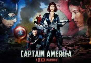 DigitalPlayground – Captain America A XXX Parody