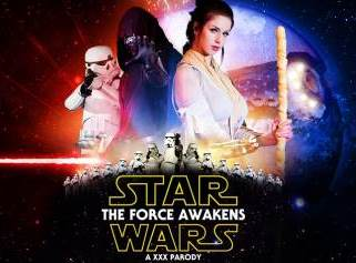 DigitalPlayground – Force Awakens A XXX Parody