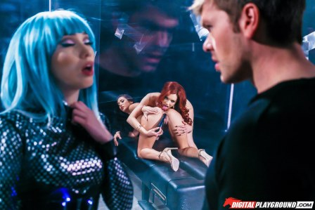 Sex Machina A XXX Parody 02