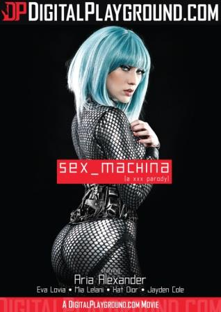 Sex Machina A XXX Parody
