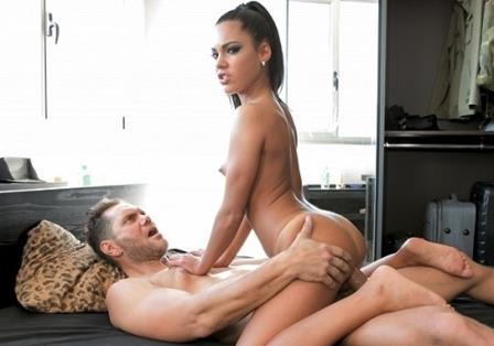 Evilangel – Apolonia Spanish Vixen Earns Two Wet Loads
