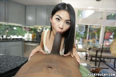 FuckySucky – Buku Cock for Cindy