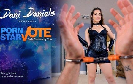 Pornstarvote – Dani Daniels Gets a Creampie