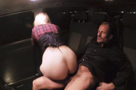 Fuckedintraffic – Beautiful Czech blondie Beatrix Glower fucks in traffic