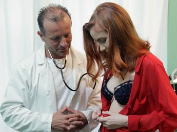 Petite Russian Teen Seeks Contraception