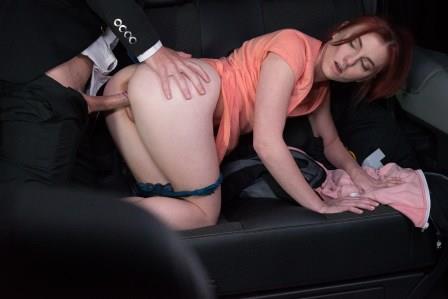 Fuckedintraffic – Vanessa Shelby Fuck Her Chauffeur
