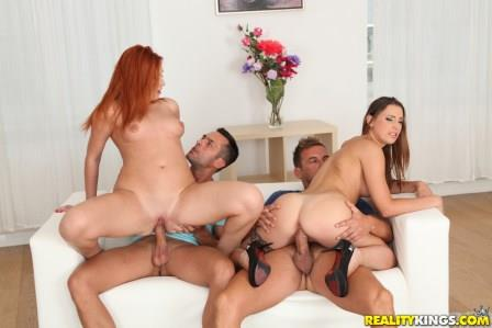 Euro Sex Parties – Perfect Duo