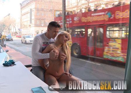 Box Truck Sex – Alexis Bardot
