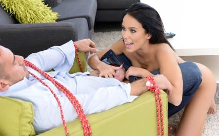 Brazzers – A Teen Tied Me Up