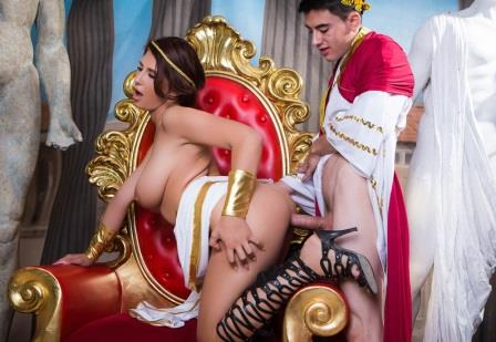 Brazzers – Big Tits In History Part 2