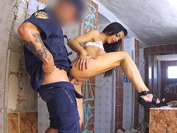 Fake Cop – Dirty Cop Dirty Slut Dirty Sex