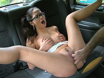 Fake Taxi – Cheerleader With Great Tits and Ass