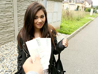 Public Agent – Asian Cutie Fucked by a Stranger